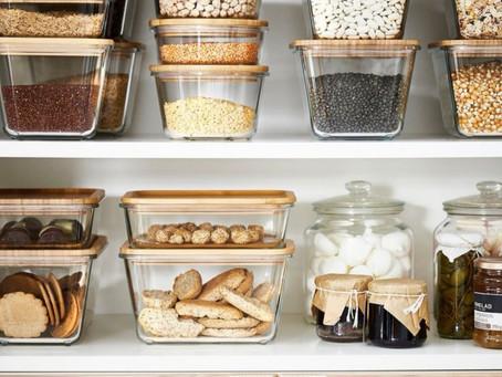 10 dicas para diminuir o desperdício alimentar em casa: