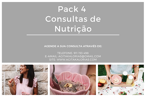 Pack 4 consultas