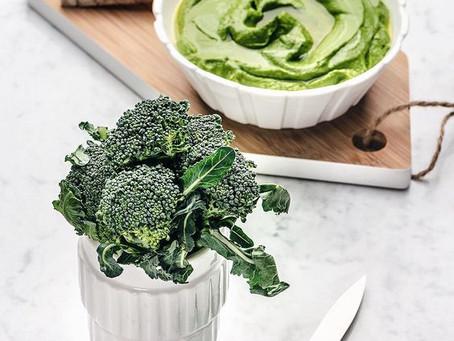 Hummus de Brócolos