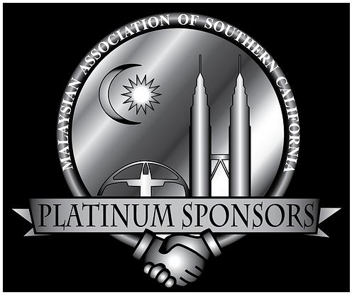 Platinum Sponsor of the Malaysian Association of Southern California