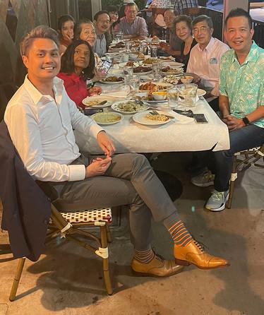 CG Farewell Dinner