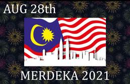 Aug 28 2021 MERDEKA