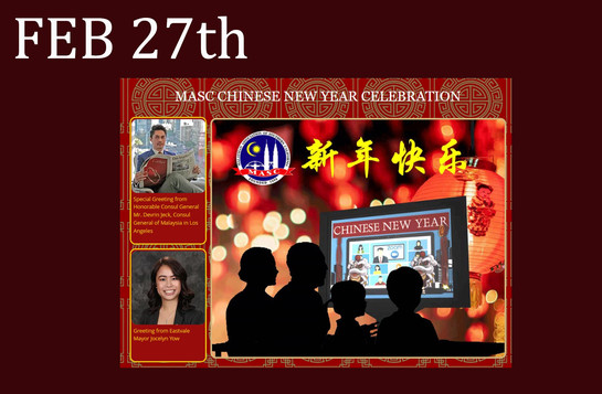 MASC Chinese New Year Celebration