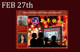 MASC Chinese New Year Celebration