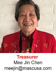 Mee Jin Chen of the Malaysian Association of Southern California