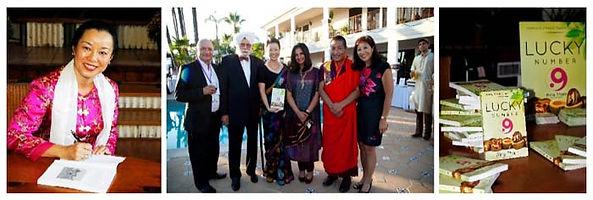 Rina Tham Platinum Sponsor of the Malaysian Association of Southern California