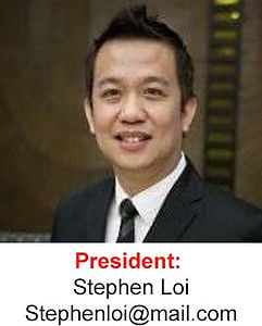 Stephen Loi President of the Malaysian Association of Southern California