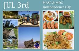 MASC & MOC Independence Day- Picnic