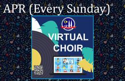 Virtual Choir (Every Sunday)