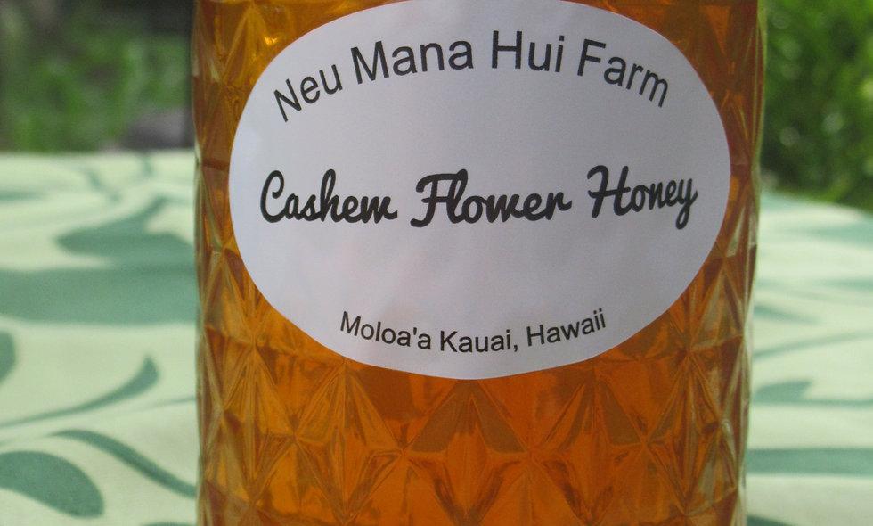 Neu Mana Hui Honey 1 lb jar