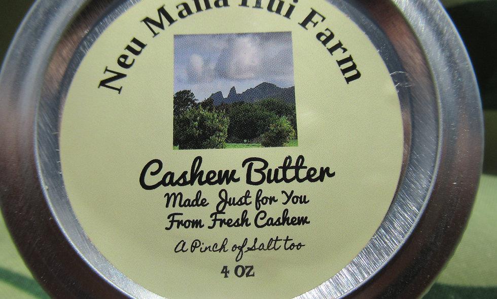 Cashew Butter-4 ounces