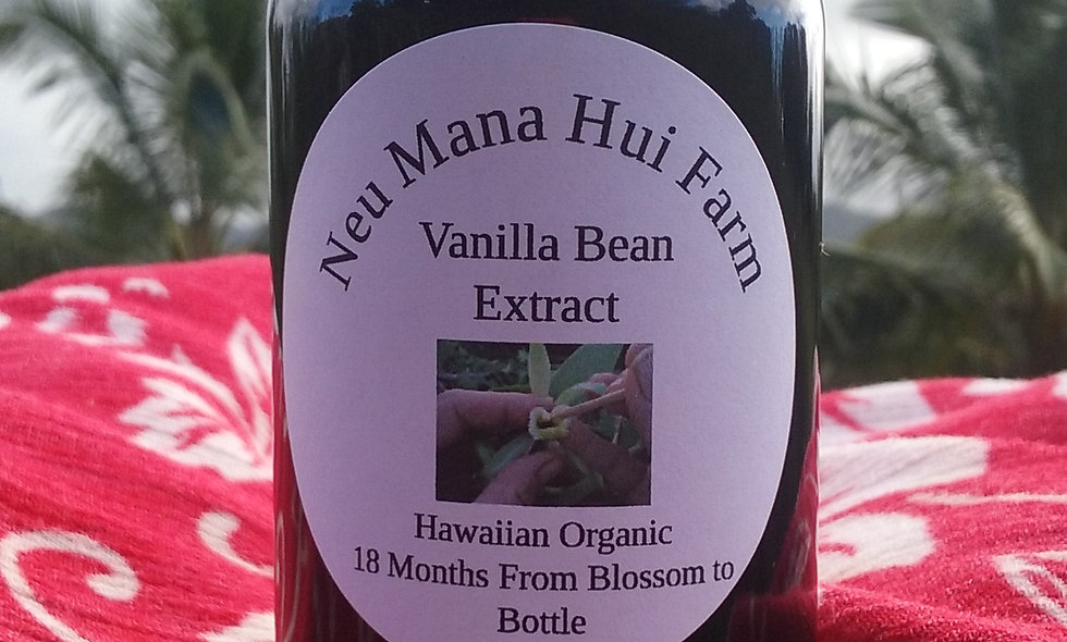 Vanilla Bean Extract