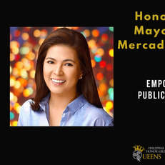 Mayor Lani Mercado-Revilla