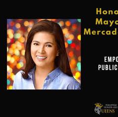 Mayor Lani Mercado-Revilla