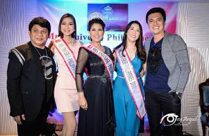 Marilou Tolico Villanueva (Mrs Universe Loyal 2017), Mrs Universe 2017 Meet and Greet Press Con