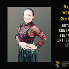 Rufina Villena-Gelston	 (OUTSTANDING CONTRIBUTION IN Financial and  Entrepreneurial Literacy)