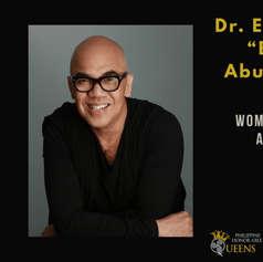 "Dr. Eugenio ""Boy"" Abunda Jr."