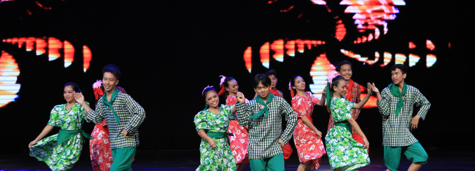 Muntinlupa National High School Kultura Nasyonal Dance Troupe