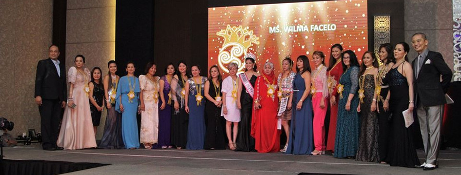 Philippine Honorable Queens 2017 Awardees