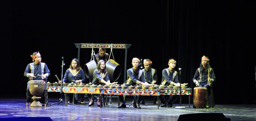 Philippine Women's University  Indayog Gong Ensemble