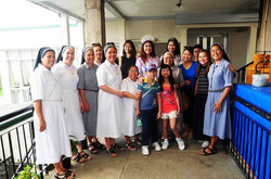 Outreach at Augustinian Sisters
