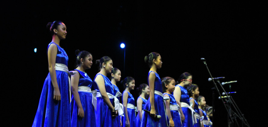 BAMA Angels (Brazil Academy for Music and Arts)
