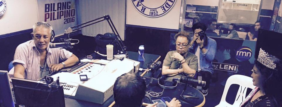 Radio Station Guesting at DZXL