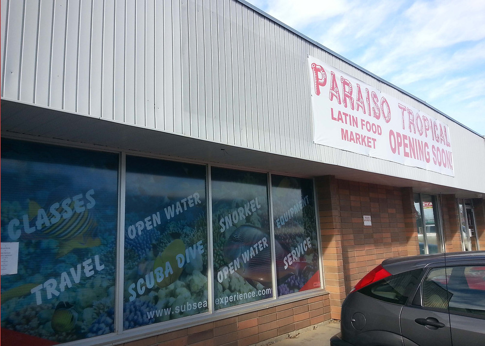 Paraiso Tropical's southside location takes over former Subsea Experience spot.