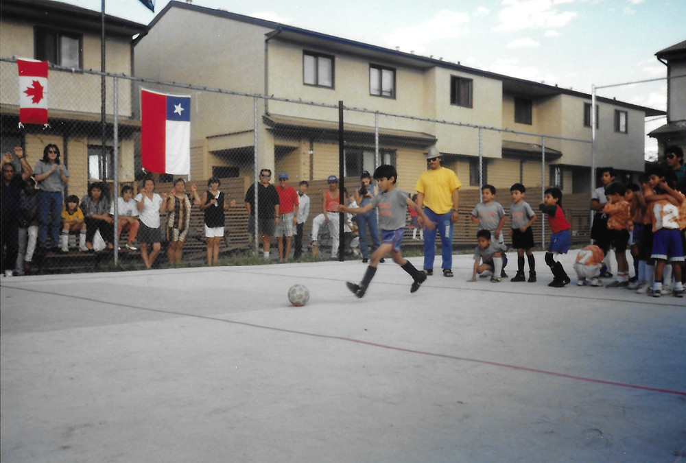 Paraiso Tropical Football team