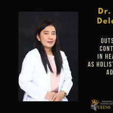Dr. Aisha Dela Cruz (Outstanding Contribution in Health Care as Holistic Wellness Advocate)