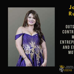 Joyce Ruelos	 (Outstanding Contribution in Micro-Entrepreneurship and Enterprise Motivator)