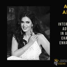 Aditi Ahuja (International Advocate in Arts and Character Enhancement)