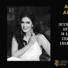 Aditi Ahuja (International Advocate in Arts and Character Enhancement)