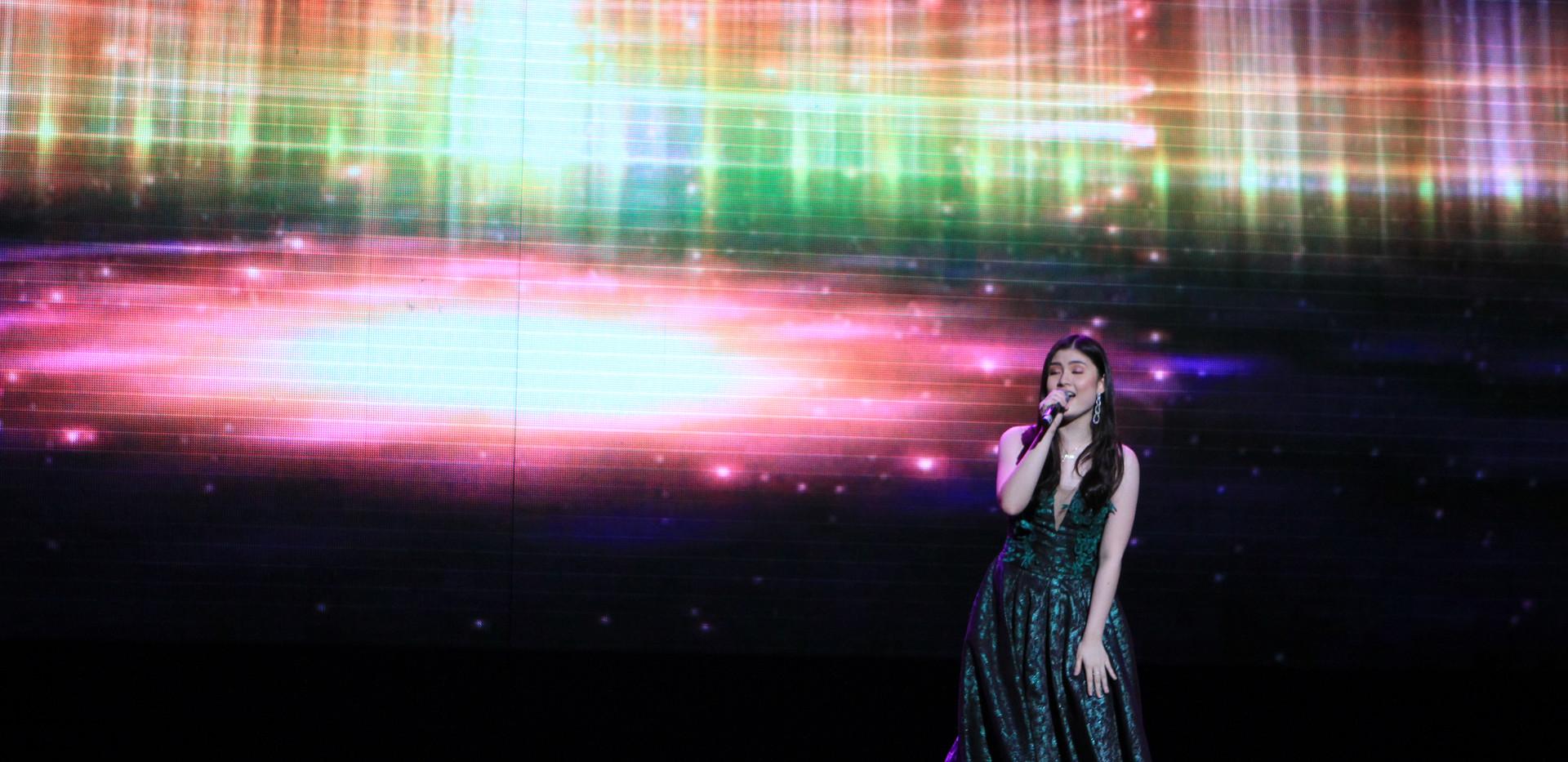 Performer: Yna Angela