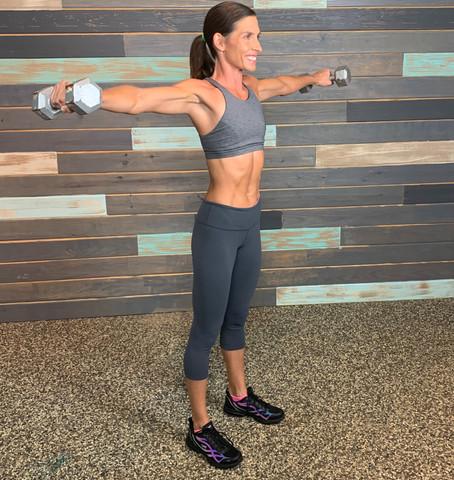 8-Minute Shoulders
