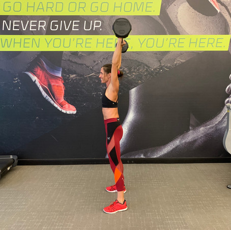 The Upper Body Move You Never Knew You Were Doing Wrong