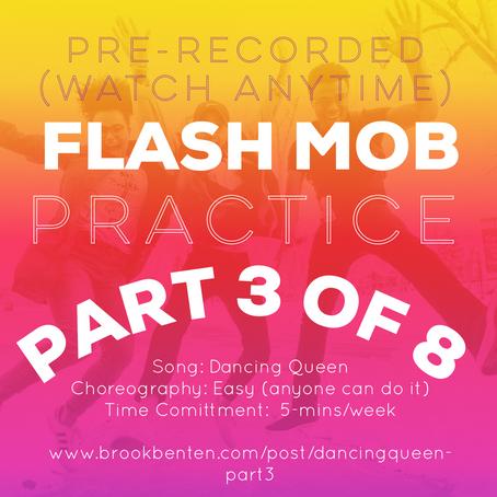 Dancing Queen breakdown: Part 3 of 8