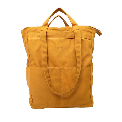 Stuff Convertible Bag in Mustard