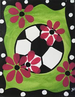 She's a Soccer Star