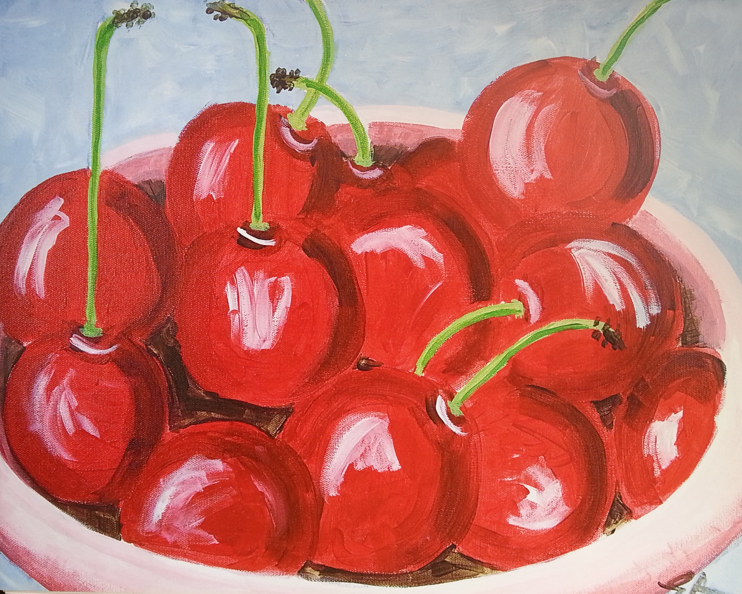 Summer Cherries
