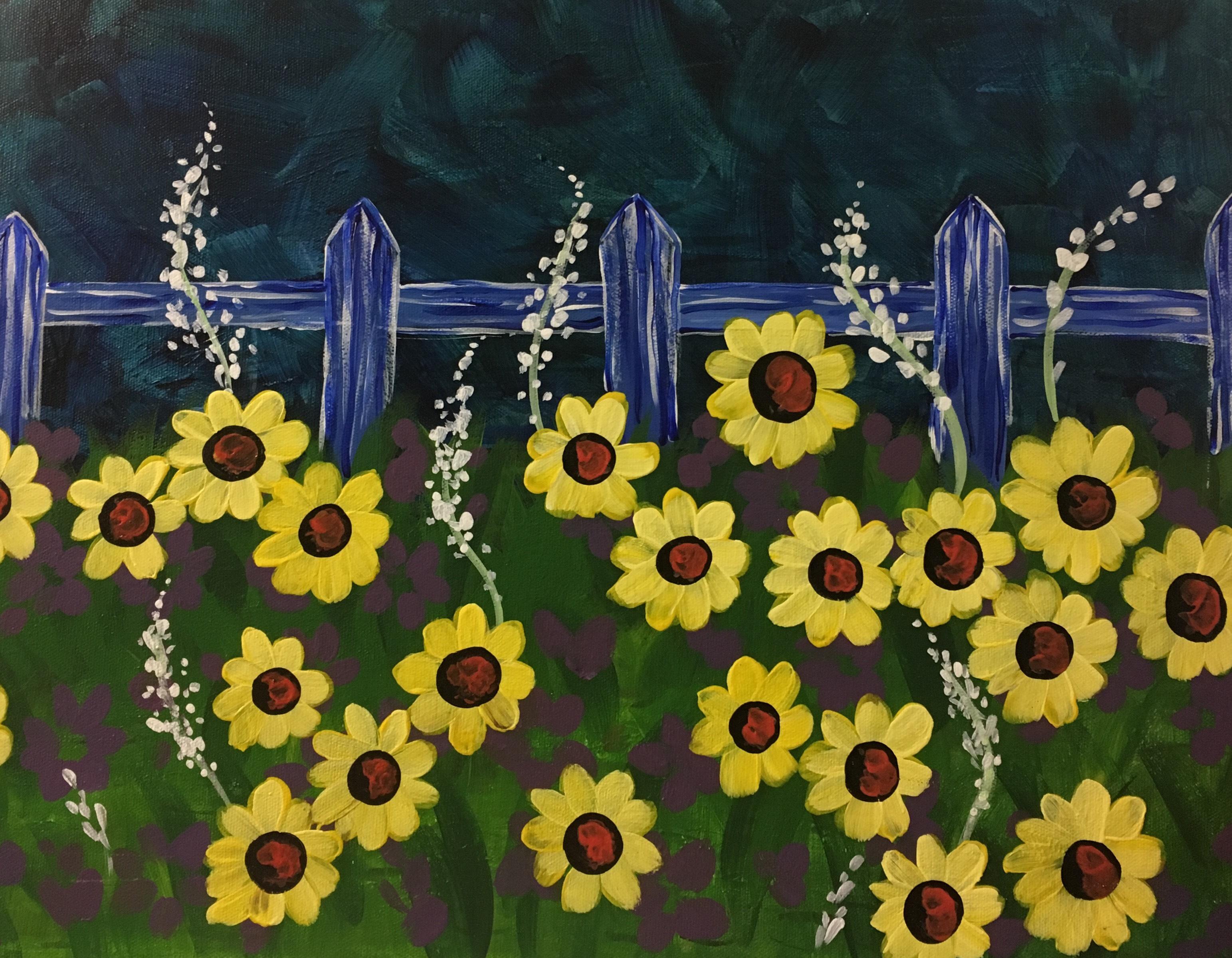 Flowers & Fences