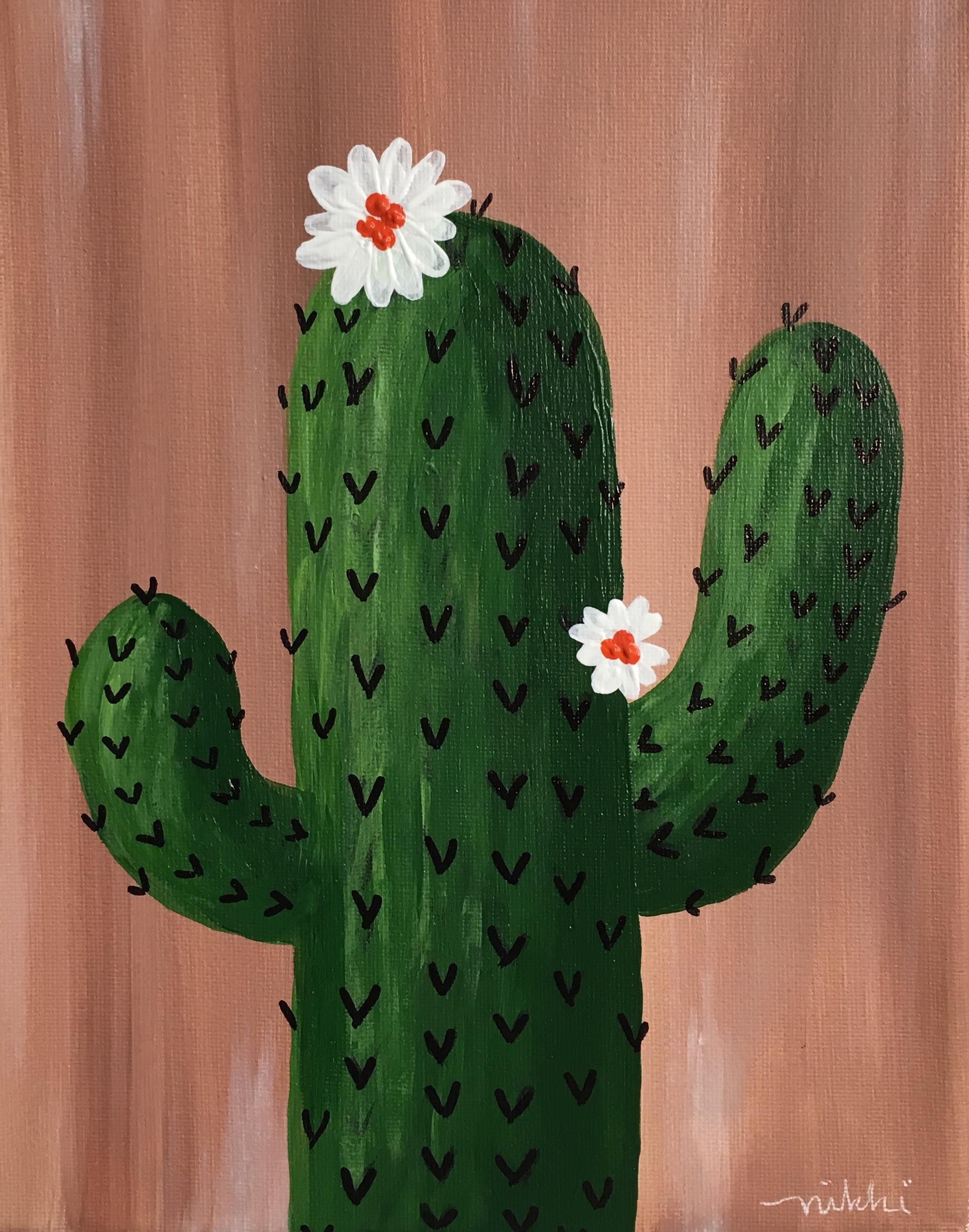 Sunny Saguaro