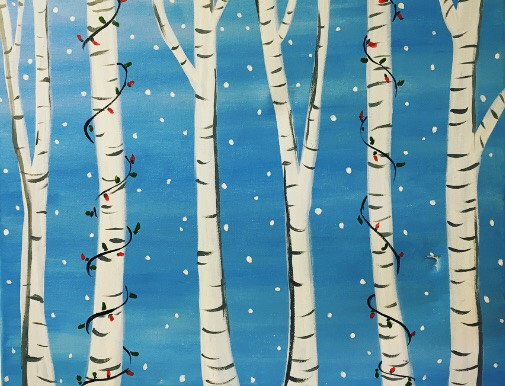 Twinkle Trees