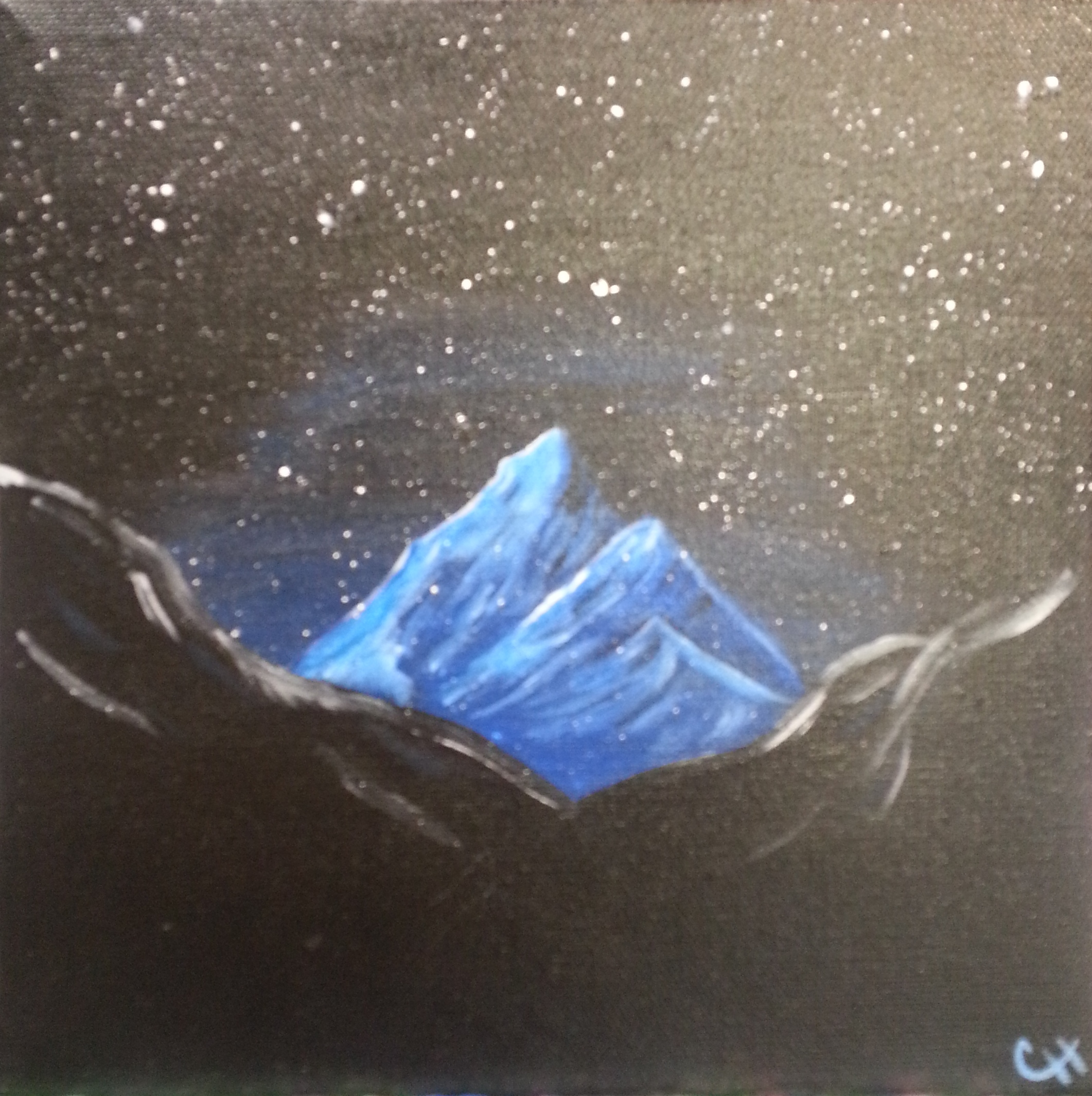 Starry Mountain