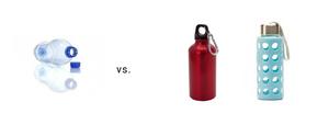 Reusable bottle, Botella zero waste