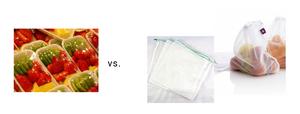 zero waste bag, bolsa reutilizable