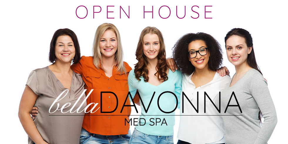 New Spa Open House featuring iS Clinical