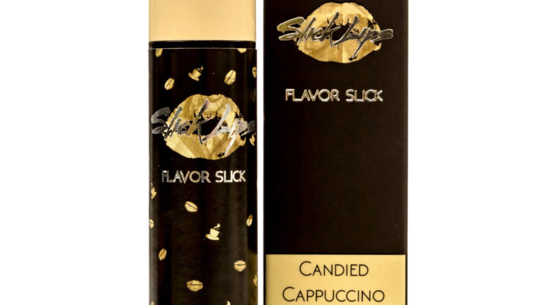 3CHI CBD Lip Balm - Candied Cappuccino Slick Lips - 25mg CBD