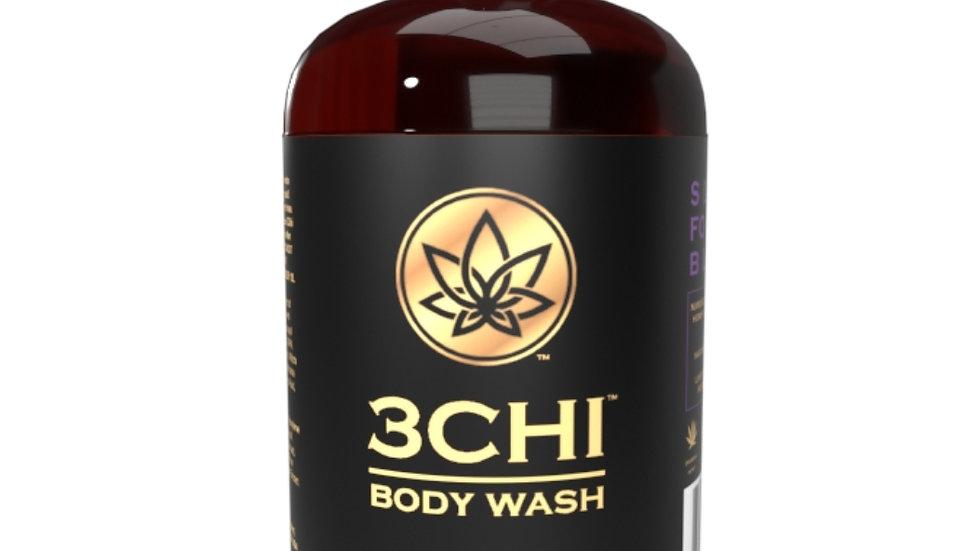 3CHI Sleep CBD Body Wash -8oz 50mg CBD