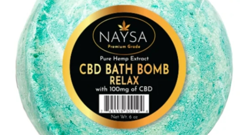 NAYSA Relax Bath Bomb